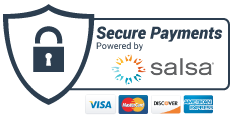 Secure Payments Powered by Salsa